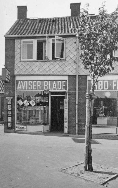 Jens Thorups kiosk